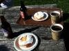 Boller, vørterøl og kaffe