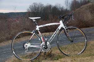 Ny sykkel